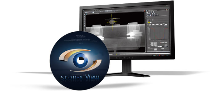 ScanX View NDT Imaging Software